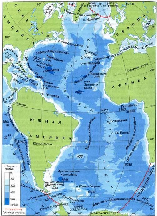 самом лоция атлантического океана фото снимков самого