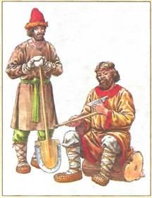 Картинки крестьянина древней руси, смешные картинки девушкам