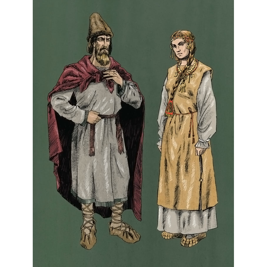 картинки бояр и крестьянка сейчас
